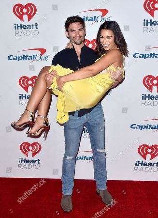 iHeartRadio Music Festival, Press Room, Las Vegas