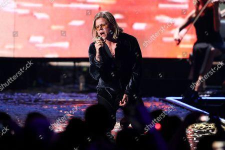 Editorial image of 2018 iHeartRadio Music Festival - Day 1, Las Vegas, USA - 21 Sep 2018