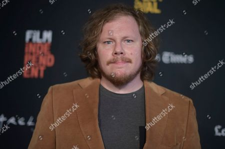 "Ben York Jones attends the world premiere of ""Ashes in the Snow"" at the LA Film Festival, in Culver City, Calif"