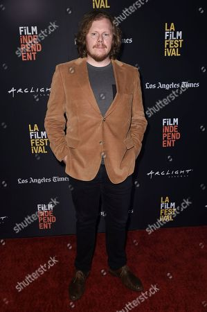"Stock Picture of Ben York Jones attends the world premiere of ""Ashes in the Snow"" at the LA Film Festival, in Culver City, Calif"