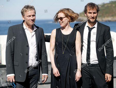 Editorial image of 66th San Sebastian International Film Festival, Spain - 22 Sep 2018
