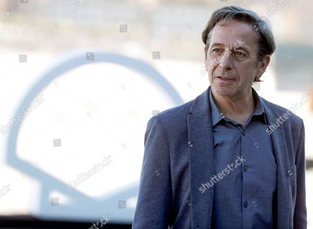 Argentine actor and cast members Alfredo Castro poses for photographers during the presentation of his film 'Rojo' (Red) at the 66th edition of San Sebastian international Film Festival (SSIFF), in San Sebastian, Basque Country, Spain, 23 September 2018. The 66th edition of the SSIFF runs from 21 to 29 September.
