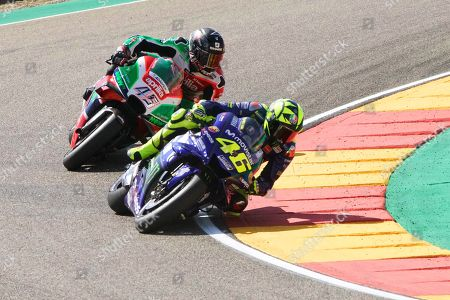 Editorial picture of Motorcycling Grand Prix of Aragon, Alcaniz, Spain - 22 Sep 2018