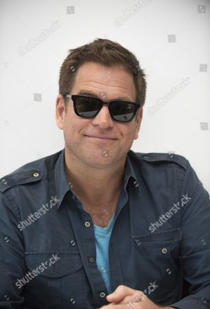 Stock Picture of Michael Weatherly