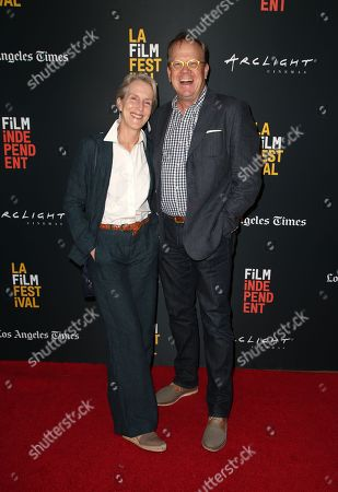 Lili Flanders, Peter Mackenzie