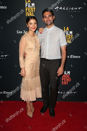 Editorial picture of 'Simple Wedding' film premiere, Los Angeles Film Festival, USA - 21 Sep 2018