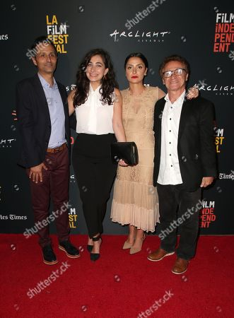 Editorial image of 'Simple Wedding' film premiere, Los Angeles Film Festival, USA - 21 Sep 2018