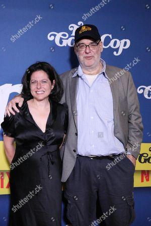 Beth Landau, Andy Breckman