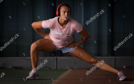 WTA Wuhan Open, practice