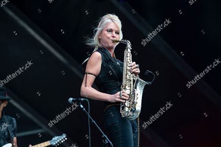 Editorial picture of 2018 Bourbon and Beyond Music Festival - Day 1, Louisville, USA - 22 Sep 2018