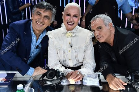 Editorial image of 'Tale e quale' TV Show, Rome, Italy - 22 Sep 2018