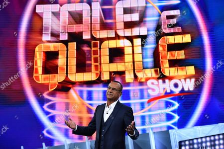 'Tale e quale' TV Show, Rome