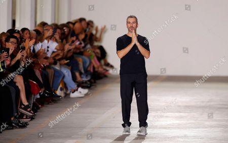Editorial image of Fashion Roberto Cavalli, Milan, Italy - 22 Sep 2018