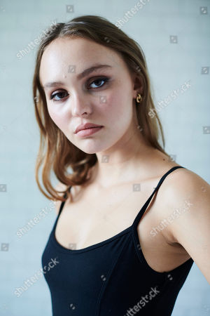 Stock Image of Lily-Rose Melody Depp