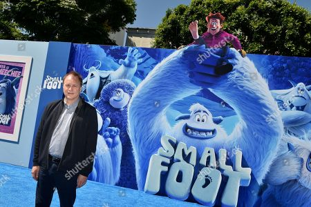 Editorial photo of 'Smallfoot' film premiere, Los Angeles, USA - 22 Sep 2018