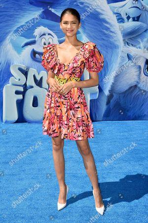 'Smallfoot' film premiere, Arrivals, Los Angeles