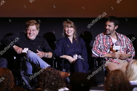 Robert Redford, Sissy Spacek, Casey Affleck
