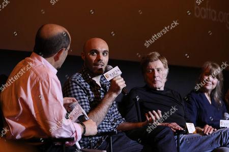 Editorial photo of 'Old Man and the Gun' BAFTA film screening, New York, USA - 22 Sep 2018