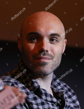 Stock Picture of David Lowery