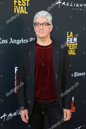 """Jared Goldman attends the World Premiere of """"We Have Always Lived In The Castle"""" at the 2018 Los Angeles Film Festival, in Culver City, Calif"""