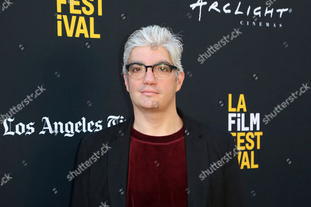 """Stock Picture of Jared Goldman attends the World Premiere of """"We Have Always Lived In The Castle"""" at the 2018 Los Angeles Film Festival, in Culver City, Calif"""