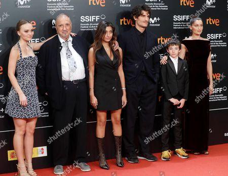 Editorial image of San Sebastian's Cinema International Festival, San Sebasti?, Spain - 22 Sep 2018