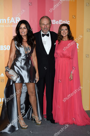 Editorial image of amfAR Gala Milan, Italy - 22 Sep 2018