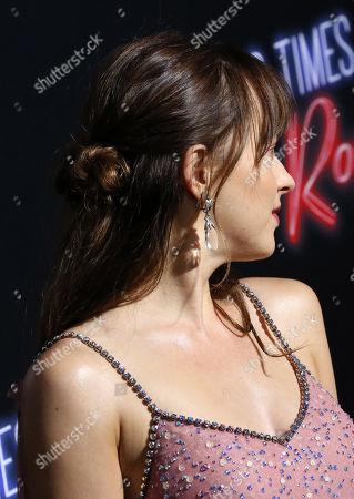 Stock Image of Dakota Johnson