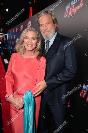 Susan Bridges, Jeff Bridges