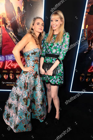 Editorial image of Twentieth Century Fox 'Bad Times at the El Royale' global film premiere at TCL Chinese Theatre, Los Angeles, USA - 22 Sep 2018