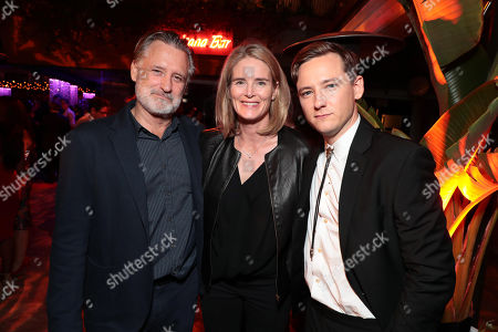 Bill Pullman, Emma Watts, Vice Chairman of Twentieth Century Fox Film, Lewis Pullman