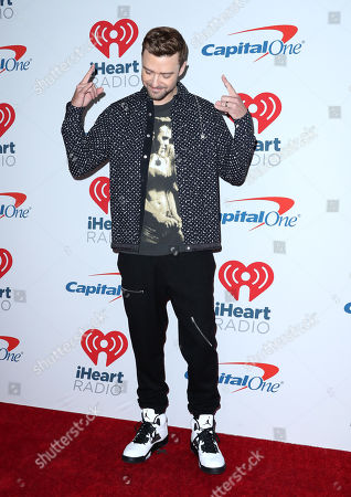 Editorial picture of iHeartRadio Music Festival, Arrivals, Las Vegas, USA - 22 Sep 2018