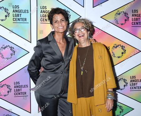 Editorial image of 49th Anniversary Gala Vanguard Awards, Arrivals, Los Angeles LGBT Center, USA - 22 Sep 2018