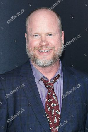 US writer Joss Whedon arriving at the premiere of 20th Century FOX's Bad Times at the El Royale at TCL Chinese Theatre IMAX in Los Angeles, California, USA 22 September 2018. The movie opens in the US 12 October 2018.