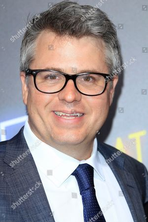 Stock Picture of US producer Jeremy Latcham arriving at the premiere of 20th Century FOX's Bad Times at the El Royale at TCL Chinese Theatre IMAX in Los Angeles, California, USA 22 September 2018. The movie opens in the US 12 October 2018.