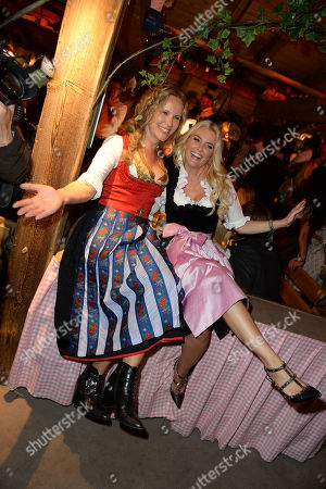 Katja Burkard & Jennifer Knäble