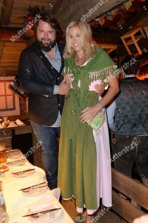 Antoine Monot Jr... & Stefanie Sick