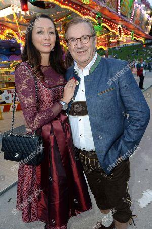 Jan Hofer & Phong Lan Balz