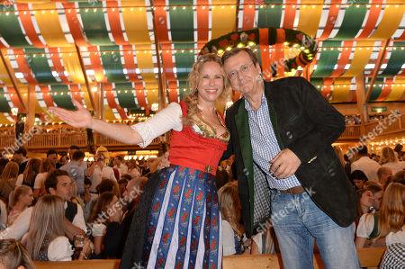 Katja Burkard & Mann Hans Mahr