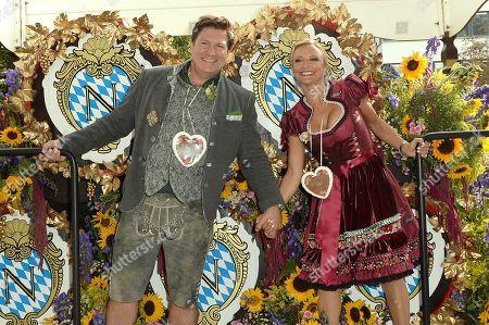 Editorial picture of Oktoberfest, Munich, Germany - 22 Sep 2018