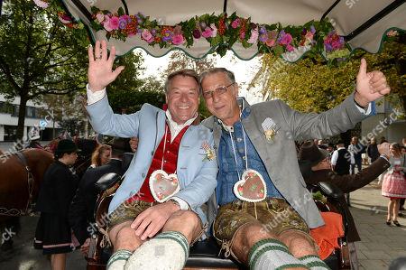 Editorial photo of Oktoberfest, Munich, Germany - 22 Sep 2018