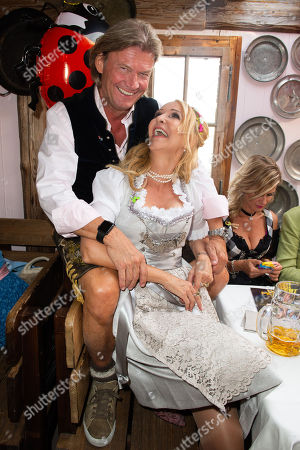 Editorial picture of Oktoberfest, Munich, Germany - 22 Sep 2018