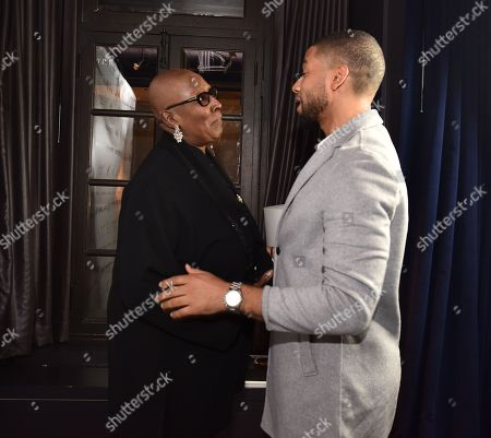 Editorial picture of 'Spirit and Flesh' Magazine Cover Launch Party, New York, USA - 22 Sep 2018