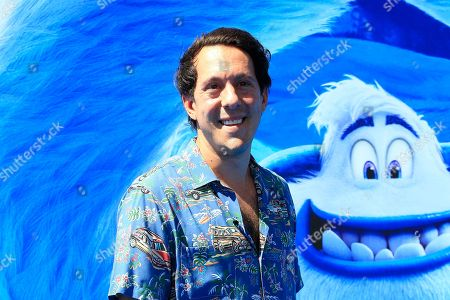 Editorial photo of Smallfoot film premiere in Los Angeles, USA - 22 Sep 2018