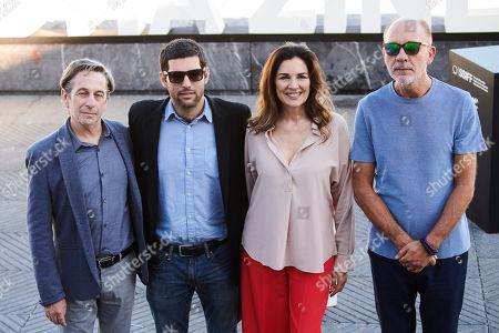 Dario Grandinetti, Andrea Frigerio, Alfredo Castro, Benjamin Naishtat