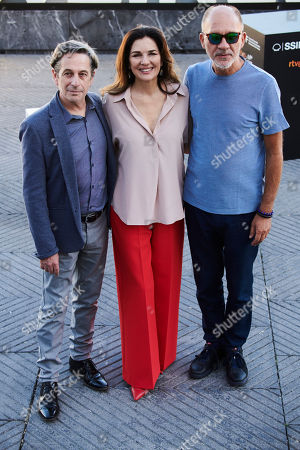 Editorial picture of 'Rojo' photocall, 66th San Sebastian Film Festival, Spain - 23 Sep 2018