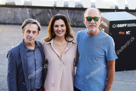 Stock Photo of Alfredo Castro, Andrea Frigerio, Dario Grandinetti