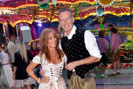 Stock Picture of Henry Maske & Frau Manuela