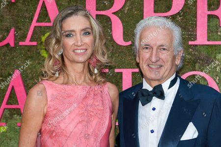 Laura Morino and Adriano Teso