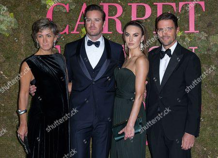 Editorial photo of Green Carpet Fashion Awards Italia, Spring Summer 2019, Milan Fashion Week, Italy - 23 Sep 2018